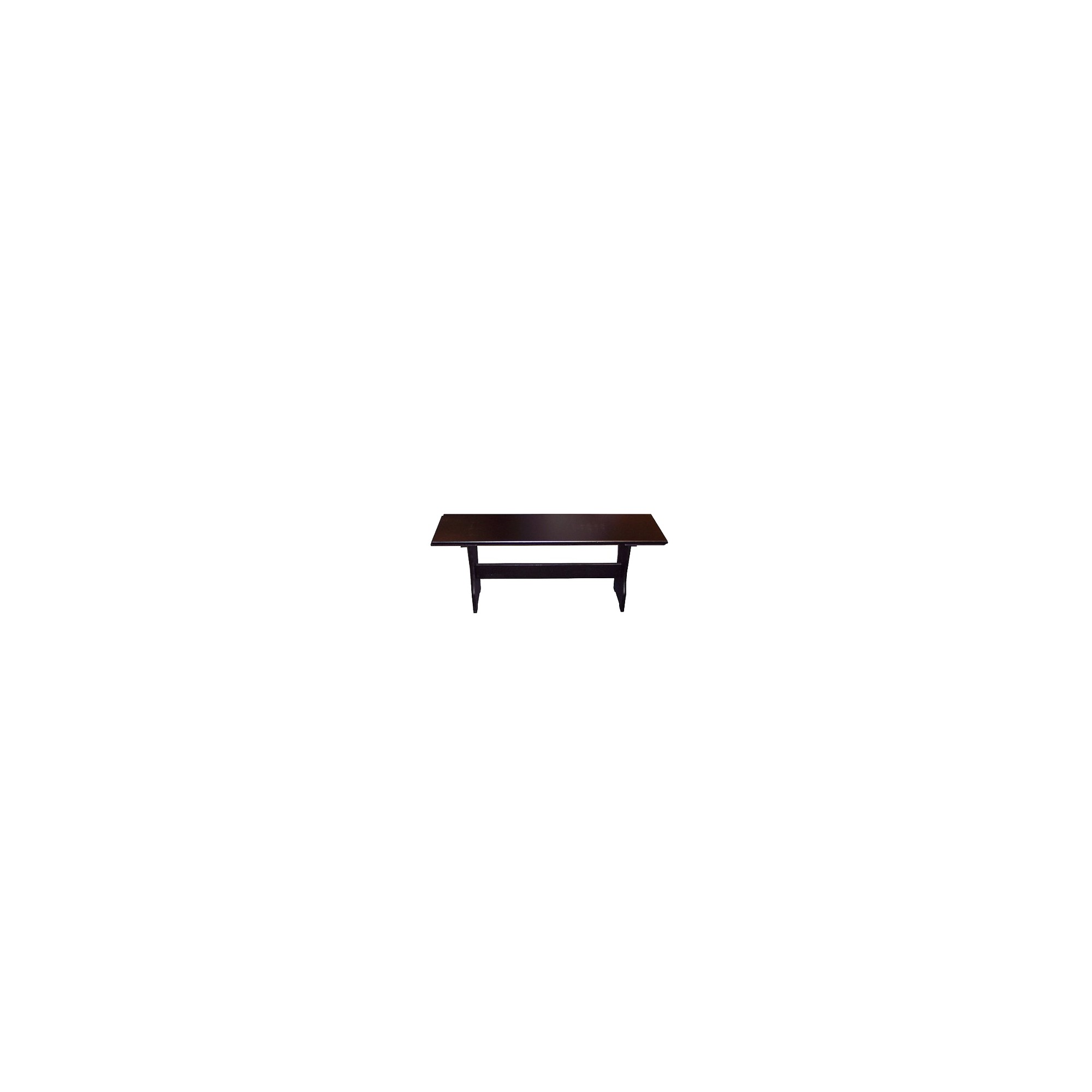 Nook Bench Wood/Black - TMS