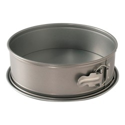 "Nordic Ware 9"" Spring Form Pan Silver"