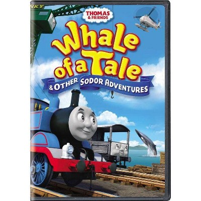 Thomas & Friends: Whale of a Tale & Other Sodor Adventures (DVD)(2017)