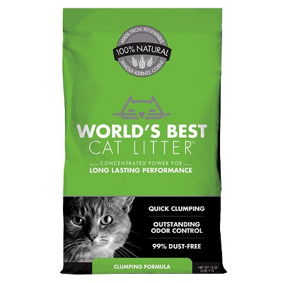 Cat Litter: World's Best Cat Litter Clumping