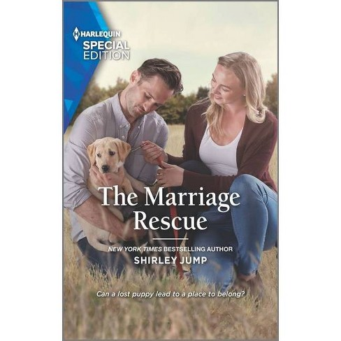 The Marriage Rescue - (Stone Gap Inn, 4) by  Shirley Jump (Paperback) - image 1 of 1