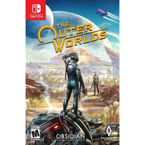 The Outer Worlds - Nintendo Switch - image 1 of 4