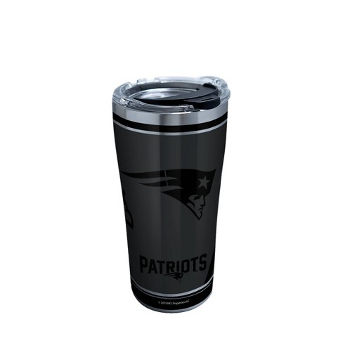 NFL New England Patriots Tervis Stainless Tumbler Blackout - 20oz - image 1 of 2