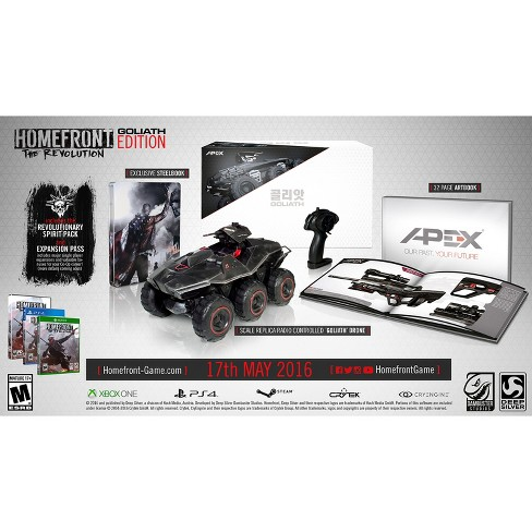 Homefront: The Revolution Goliath Edition PlayStation 4 - image 1 of 1