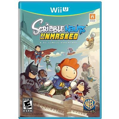 Scribblenauts Unmasked - A DC Comics Adventure - Nintendo Wii U
