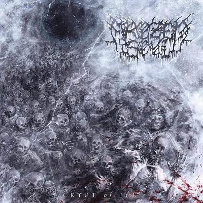 Frozen Soul - Crypt Of Ice (EXPLICIT LYRICS) (Vinyl)