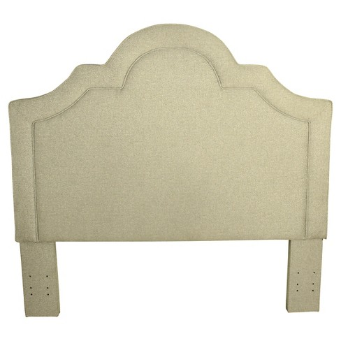 Elizabeth Upholstered Headboard - Full/Queen - HomePop - image 1 of 4