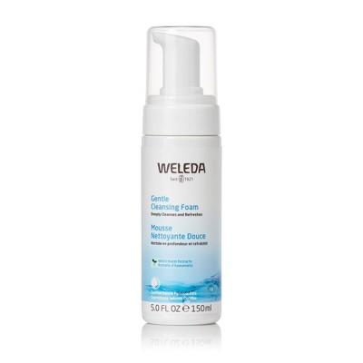 Weleda Gentle Cleansing Foam - 5.0 fl oz