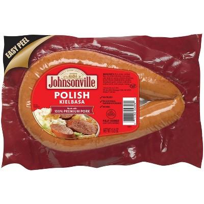 Johnsonville Polish Kielbasa Rope - 13.5oz