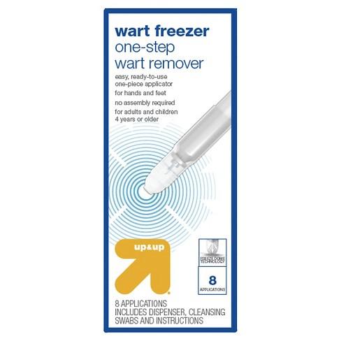 wart treatment target