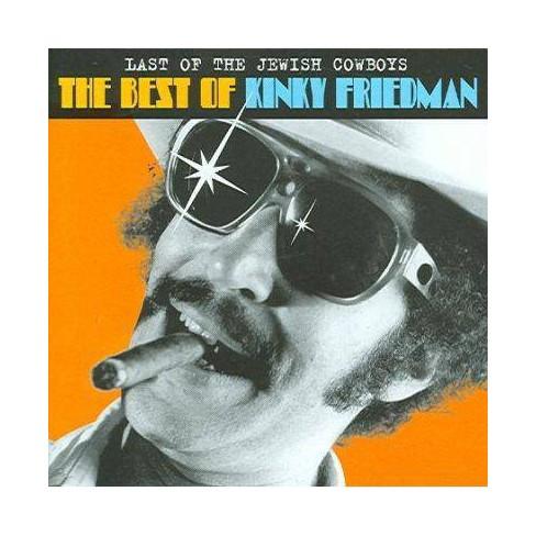 Kinky Friedman - Last of the Jewish Cowboys: The Best of Kinky Friedman (CD) - image 1 of 1