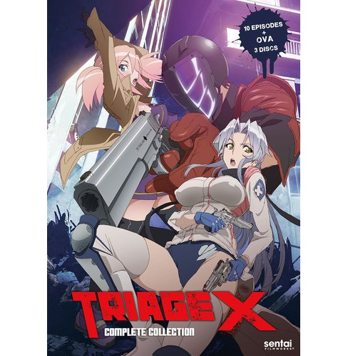 Triage X:Complete Collection (DVD) - image 1 of 1