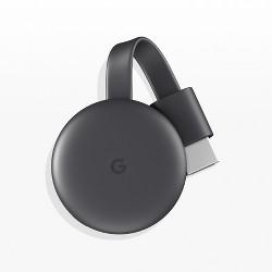 Google Chromecast - Charcoal (3rd Generation)