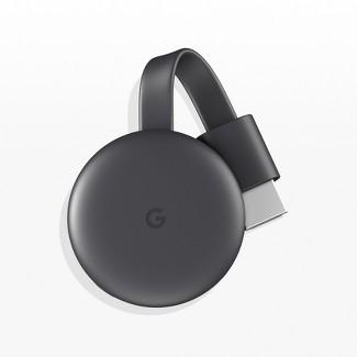 Google Chromecast - Charcoal