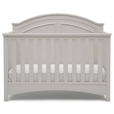 Delta Children Perry 6-in-1 Convertible Crib - Moonstruck Gray