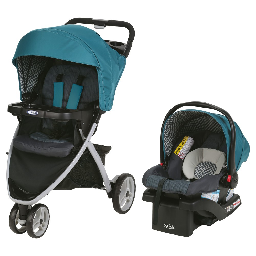 Graco Pace Travel System - Quincy