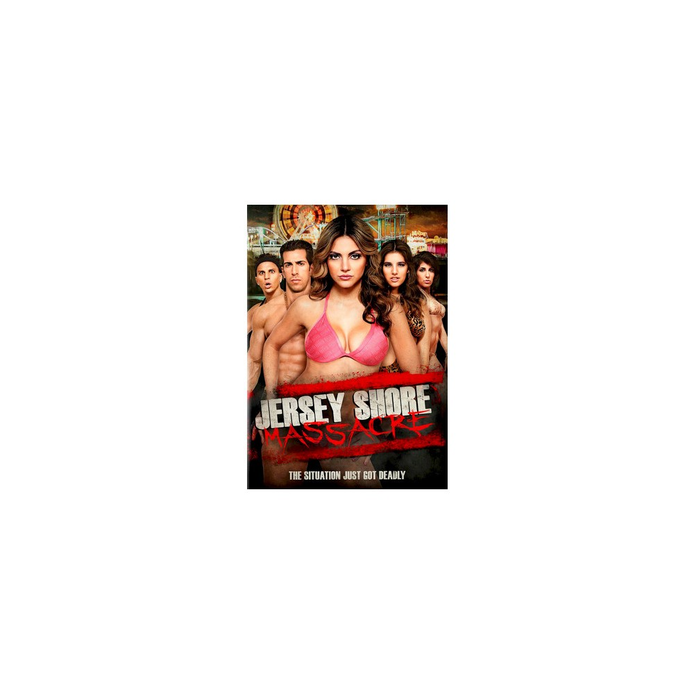 Jersey Shore Massacre (Dvd)