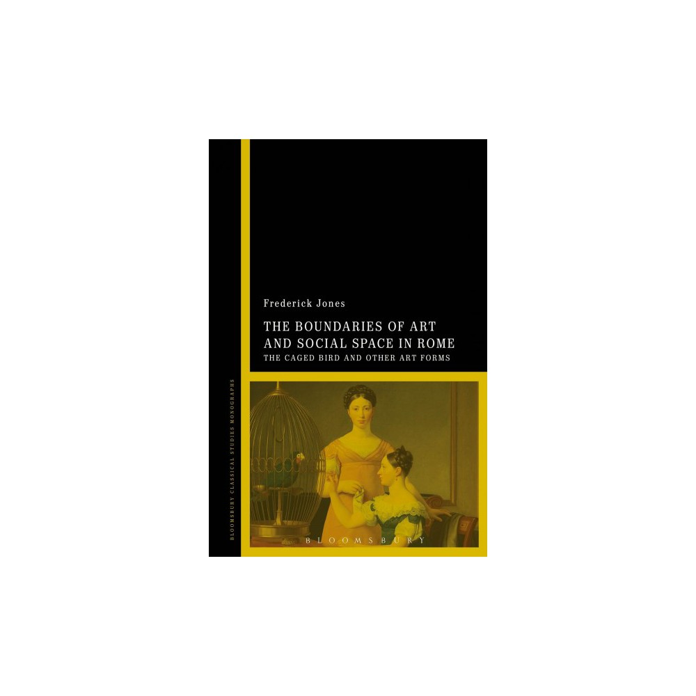 Boundaries of Art and Social Space in Rome : The Caged Bird and Other Art Forms - (Paperback)