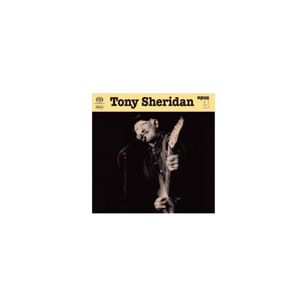 Tony Sheridan - Tony Sheridan And Opus 3 Artists (CD)