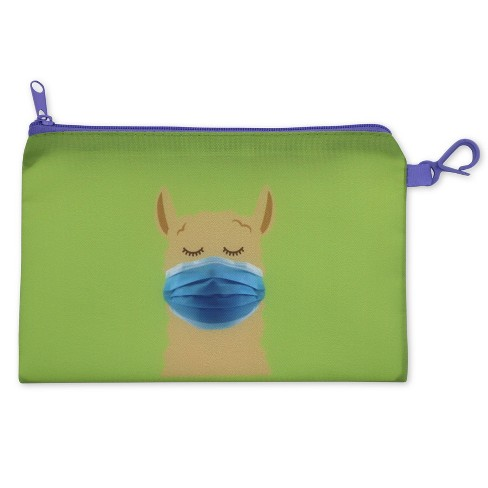 ICU Health Kids Mask with Llama Pouch - 10ct - image 1 of 4