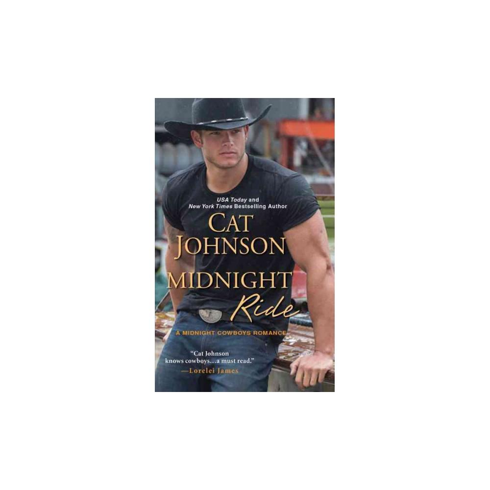 Midnight Ride ( Midnight Cowboys) (Paperback)