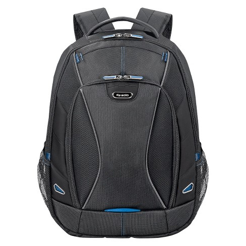 "Solo 18.5"" Active - Tech Backpack - Black - image 1 of 4"