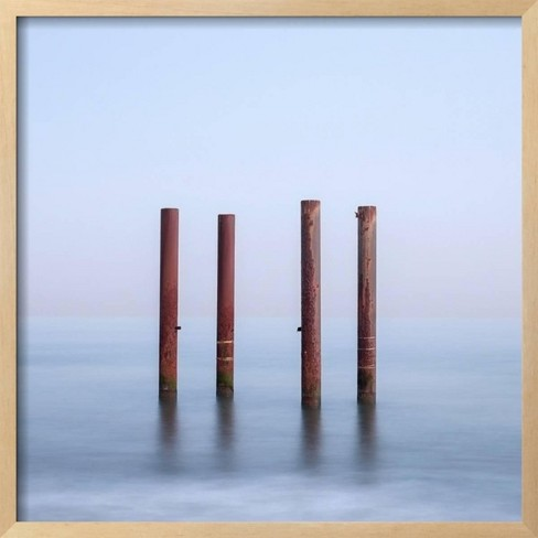 Quadra by Doug Chinnery Framed Photographic Print - Art.com - image 1 of 3