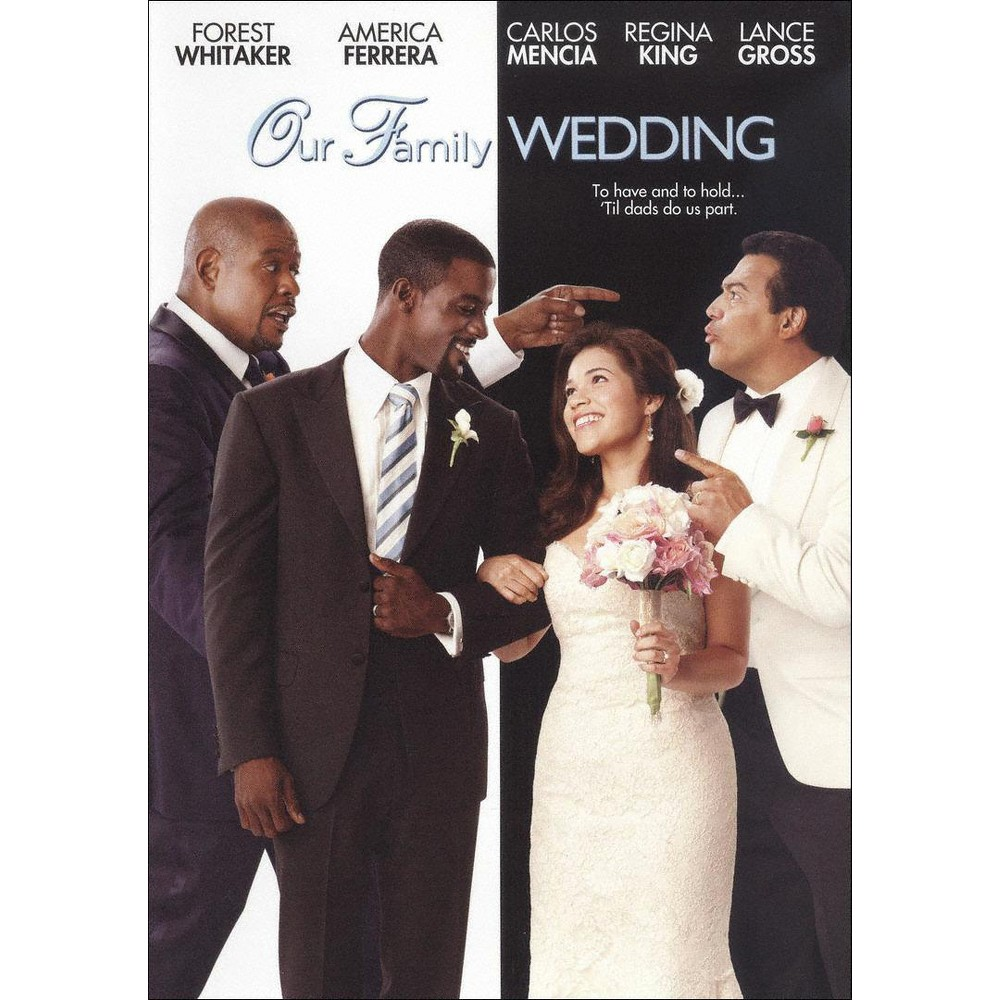Our Family Wedding (dvd_video)