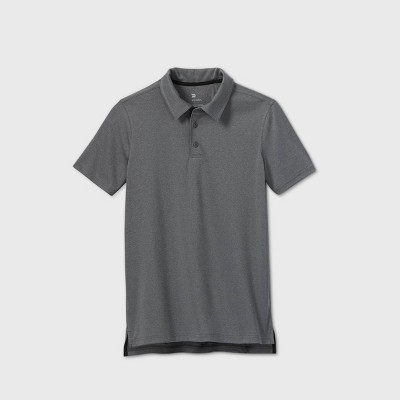 Boys' Solid Golf Polo Shirt - All in Motion™