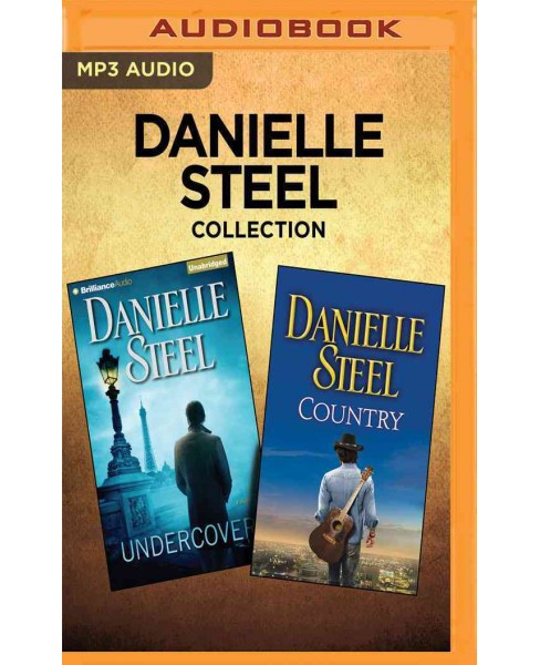 Undercover / Country (MP3-CD) (Danielle Steel) - image 1 of 1