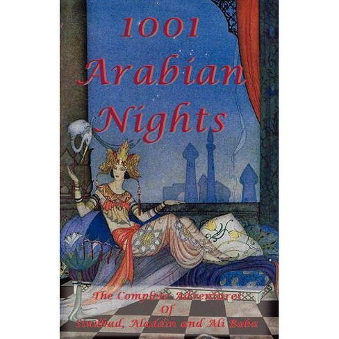 1001 Arabian Nights - The Complete Adventures of Sindbad, Aladdin and Ali Baba - Special Edition - image 1 of 1