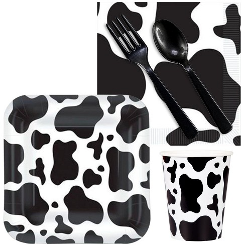 16ct Cow Print Snack Pack - image 1 of 1