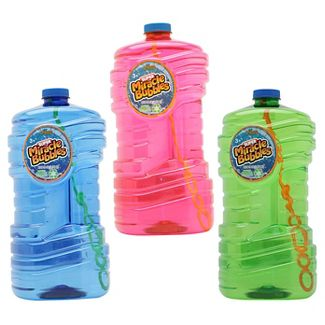 Imperial Toys Super Miracle Bubbles 128 Fl Oz