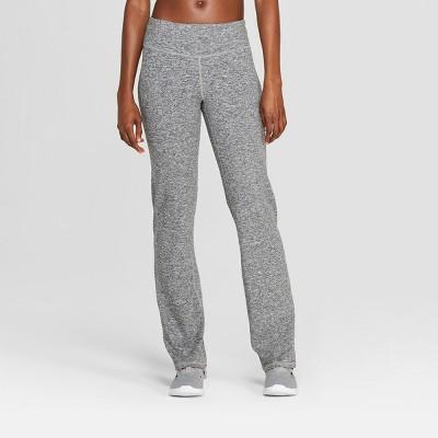 Women's Freedom Curvy Pants - C9 Champion® Black Heather S