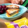 Brazi Bites Gluten Free Turkey Sausage, Egg & Cheddar Frozen Breakfast Sandwich - 4.7oz - image 3 of 4