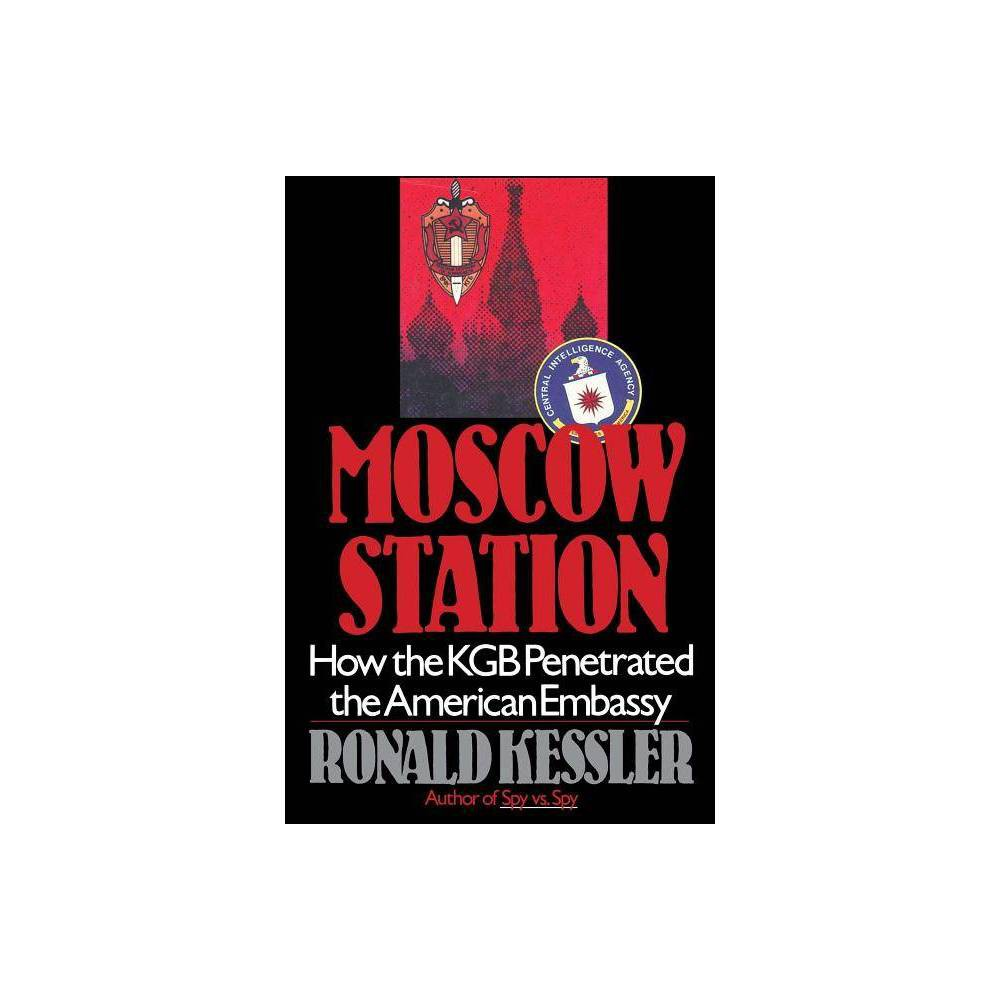 Moscow Station By Kessler Paperback