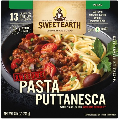 Sweet Earth Awesome Pasta Puttanesca - 8.5oz