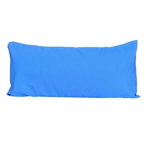 Algoma Deluxe Sunbrella Hammock Pillow - Canvas Capri Solid - image 1 of 4