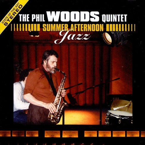 Phil quintet woods - Summer afternoon jazz (CD) - image 1 of 1