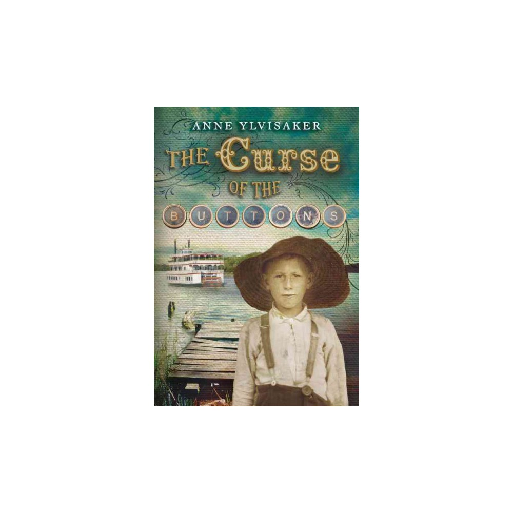 The Curse of the Buttons (Paperback)