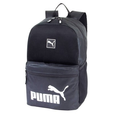 "Puma 18.5"" Generator Perforated Backpack   Black by Black"