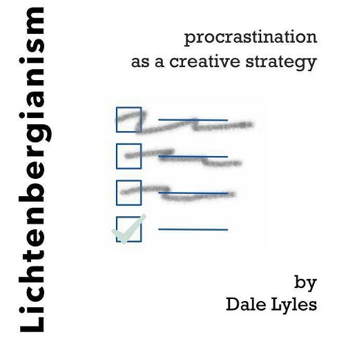 Lichtenbergianism - by  Dale Lyles (Paperback) - image 1 of 1
