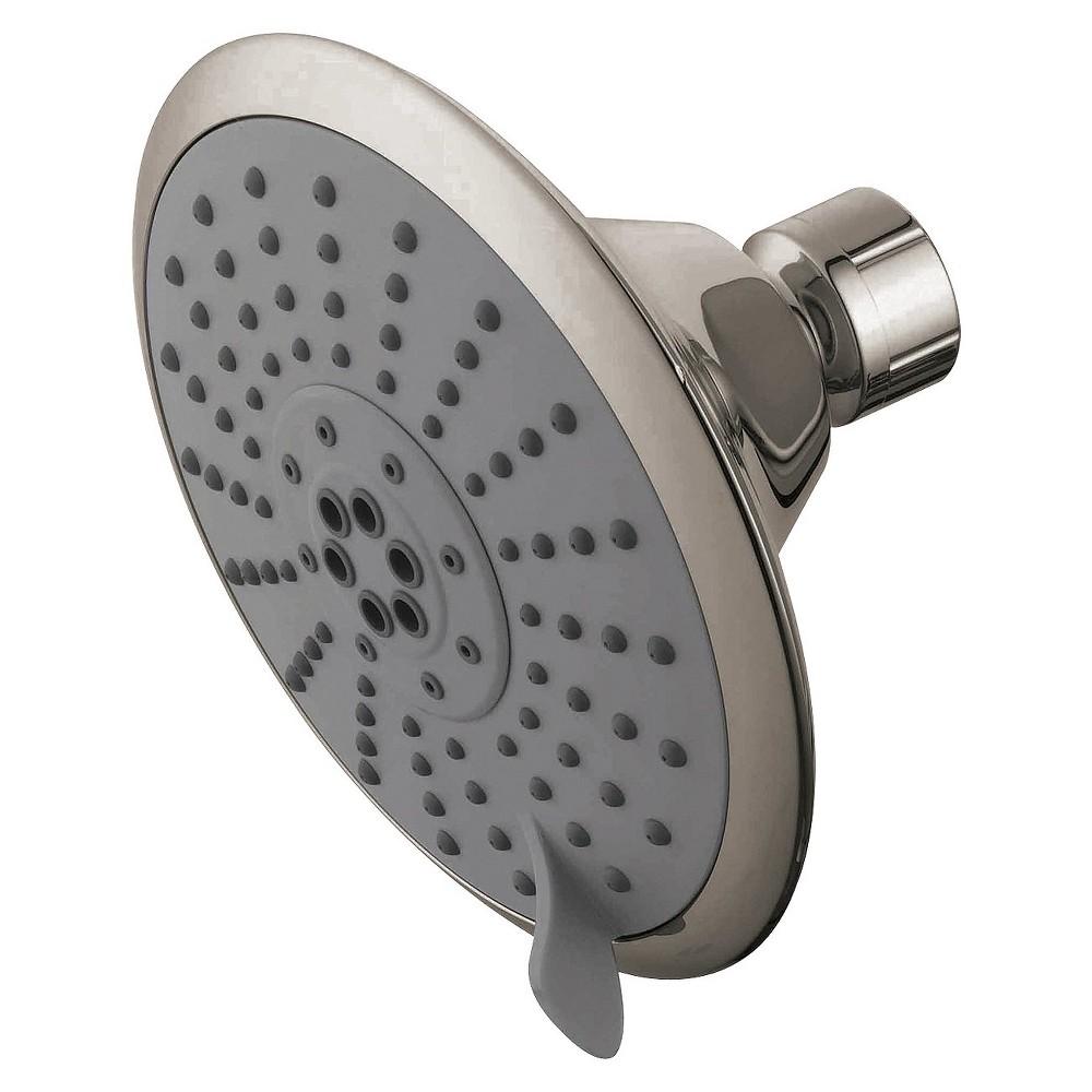 Image of Watersense 5-function Showerhead Satin Nickel - Kingston Brass, Satin Nickle
