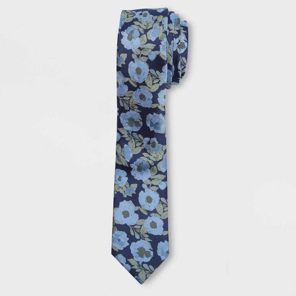 Men's Cargo Necktie - Goodfellow & Co Federal Blue One Size
