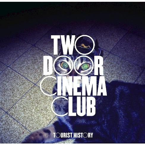 Two Door CinemaTwo Door Cinema - Tourist HistoryTourist History (Vinyl) - image 1 of 1