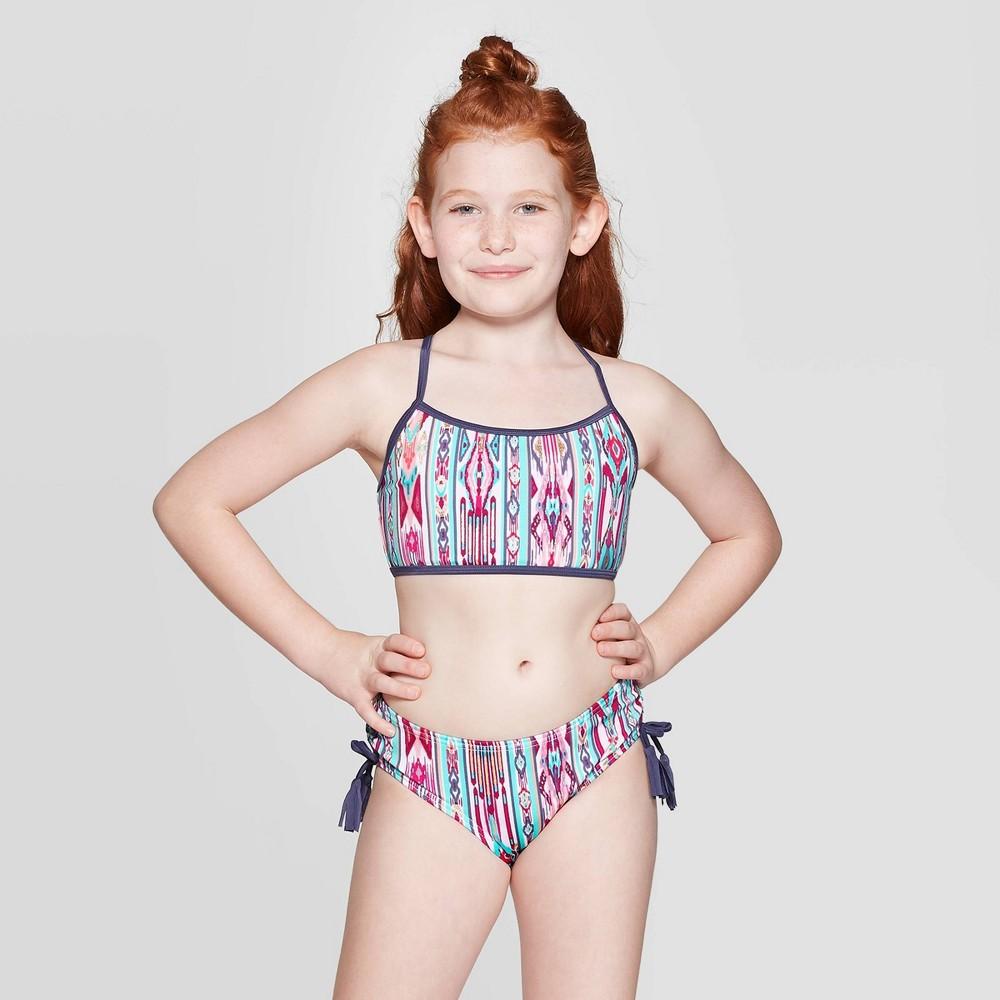 Image of Girls' Desert Dream Bikini Set - art class XXL, Girl's