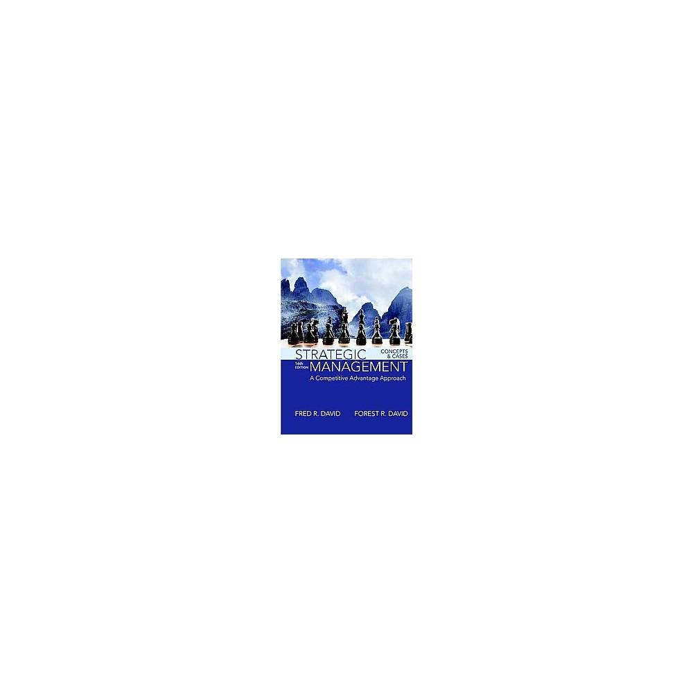 Strategic Management (Hardcover)