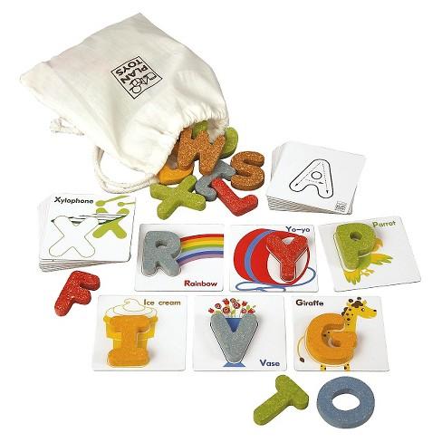plantoys plan preschool alphabet a z preschool version target