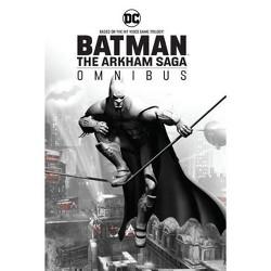Batman: The Arkham Saga Omnibus - by  Paul Dini & Peter J Tomasi & Derek Fridolfs (Hardcover)