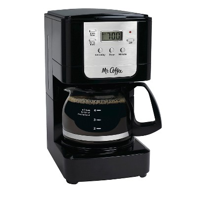 Mr. Coffee Advanced Brew Coffee Maker - Black JWX3